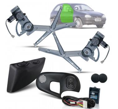 Vidro Elétrico Corsa G1 2 Portas Sensorizado - Dial