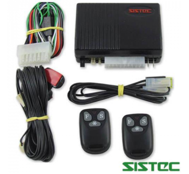 Alarme Sistec 986 02 Controles C/ Sirene