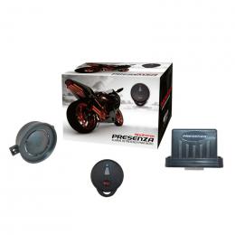 Alarme New System P/ Moto Presenza 1 Controle