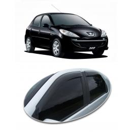 Calha De Chuva Peugeot 207 4 portas