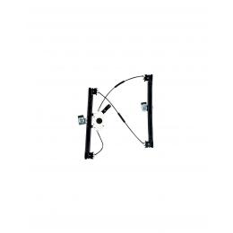 Maquina Vidro Eletrico Sem Motor Gol G2/G3/G4 4 portas Dianteiro esquerdo 2 Calhas - Zinni E Guell