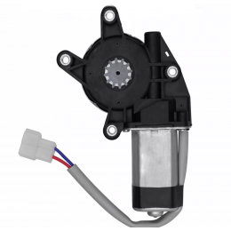 Motor Vidro Eletrico 12 Dentes Lado Direito - Tipo Mabuchi