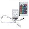 Central Com Controle RGB Para Fita De Led