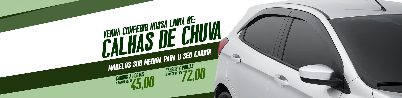 CALHAS  DE CHUVA